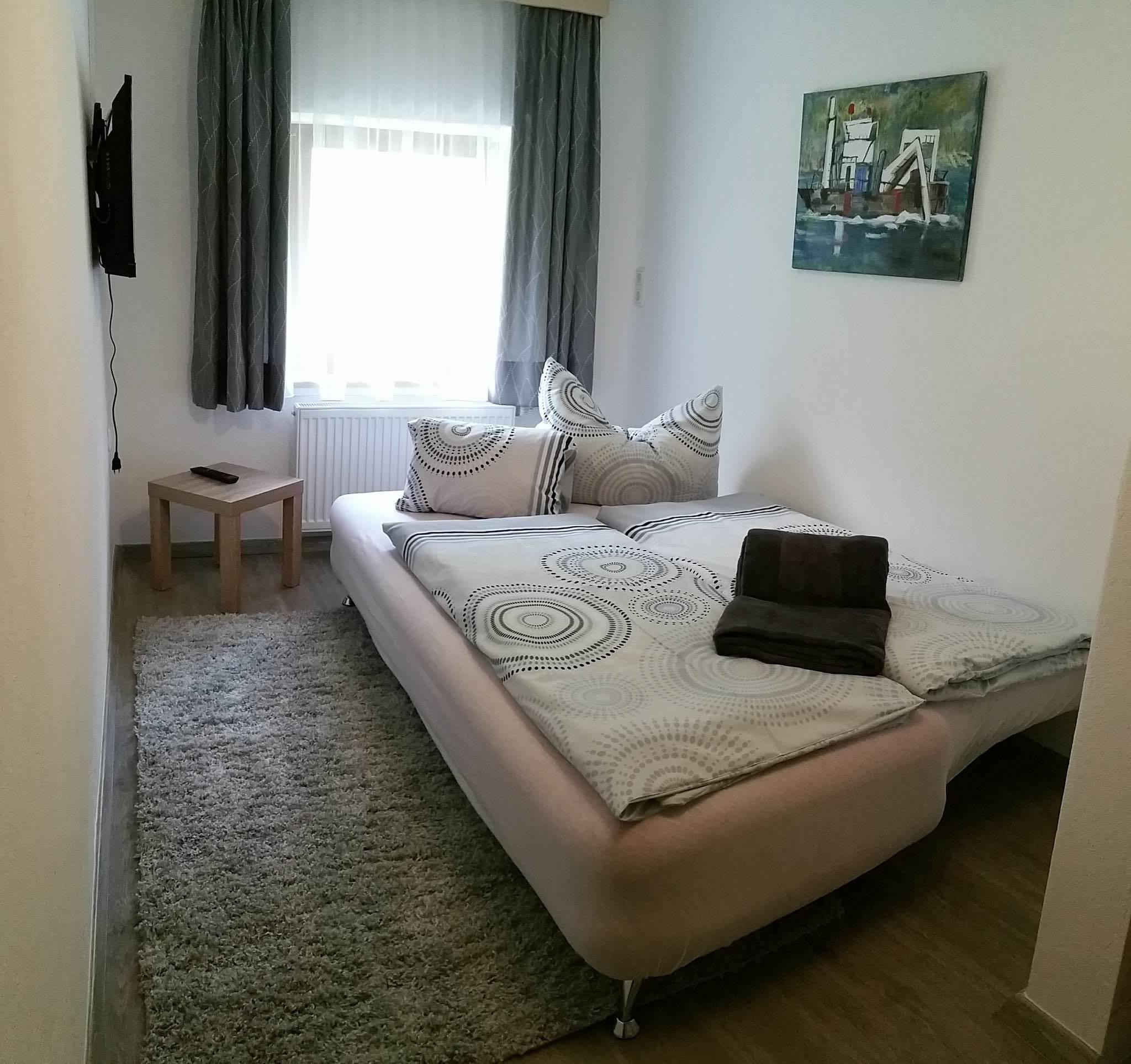 Wohnzimmer Sowie Schlafzimmer